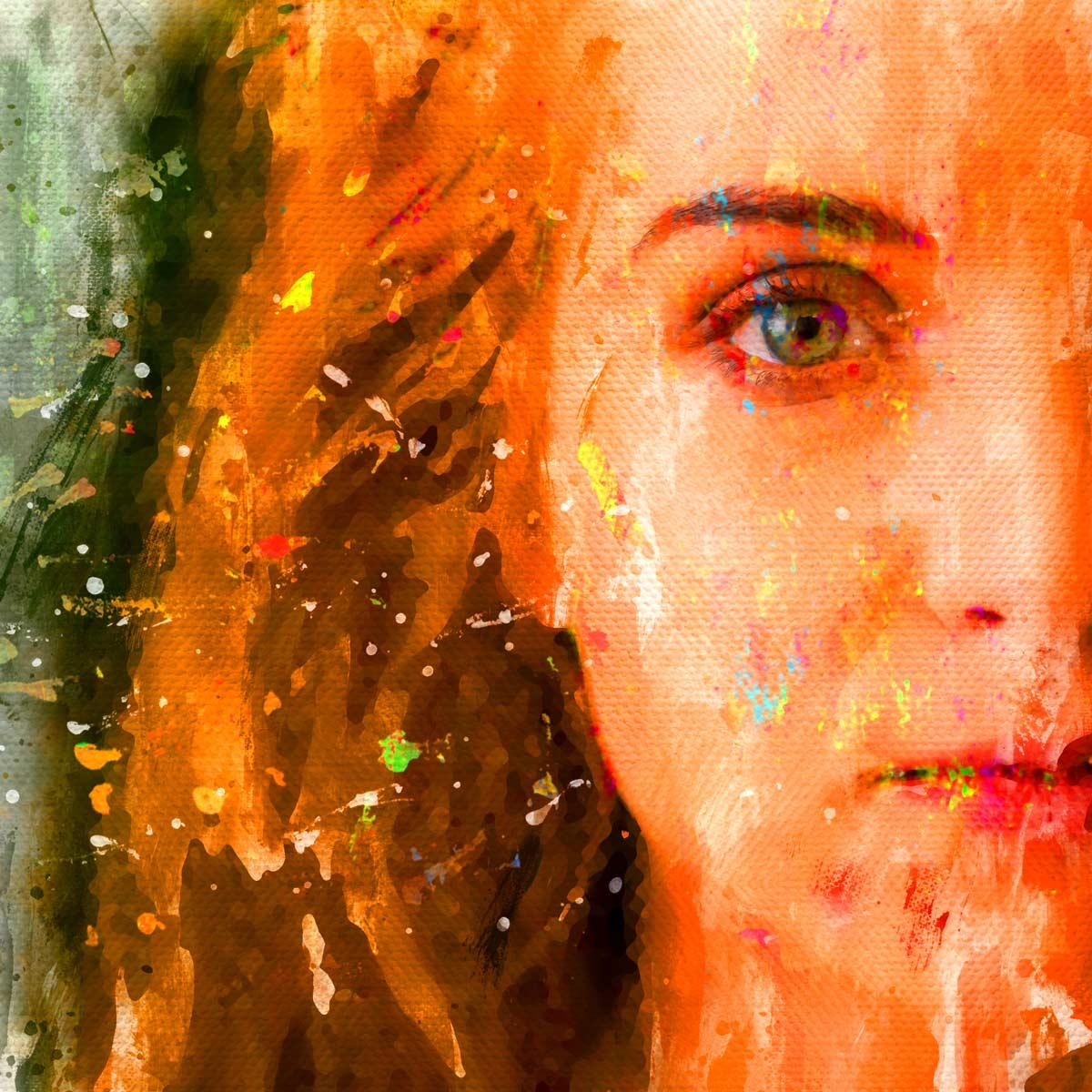Paint effect - dopo