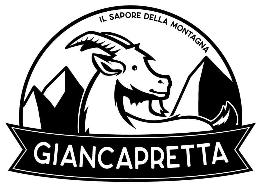 Logo Giancapretta a 1 colore