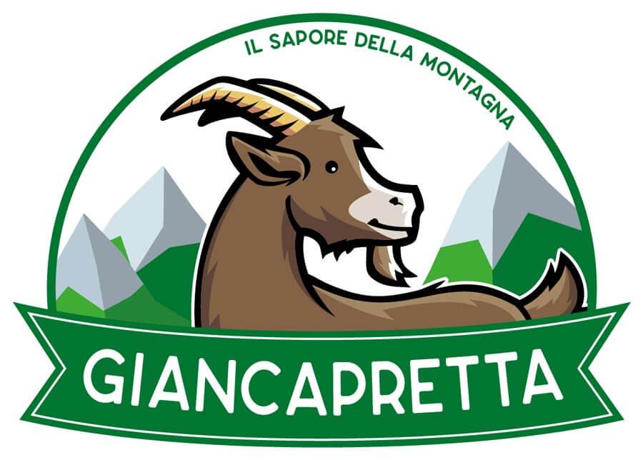 Logo Giancapretta a colori